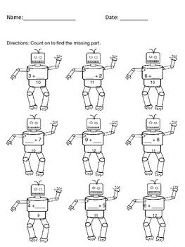 Missing Part Robots