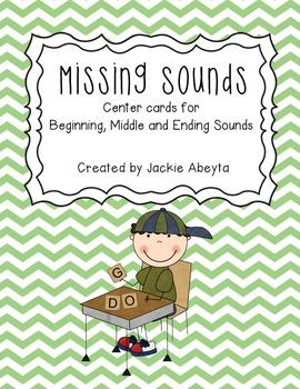 Missing Sounds Center