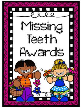 Missing Teeth Awards