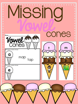 Missing Vowel Cones