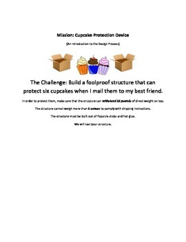 Mission: Cupcake Protection Device