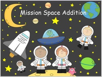 Mission Space Addition: Math Center (K.OA.4)