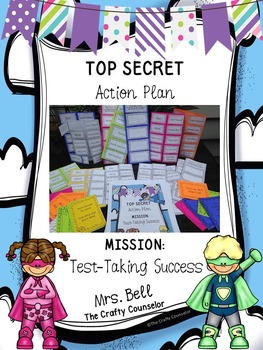 Mission: Test-Taking Success (test tips, test anxiety, ant