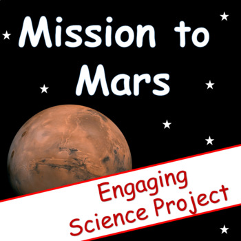 Science: Mission To Mars Project