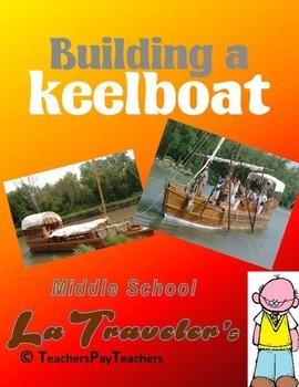 Mississippi Keelboat worksheet