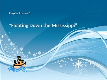 Mississippi River Powerpoint (Louisiana History)