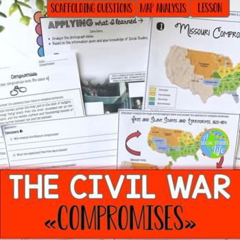 Missouri Compromise, Compromise of 1850, Kansas Nebraska A