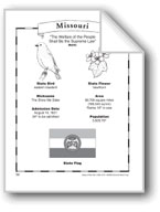 Missouri (Map & Facts)