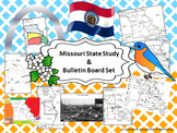 Missouri State( Study & Bulletin Board Set