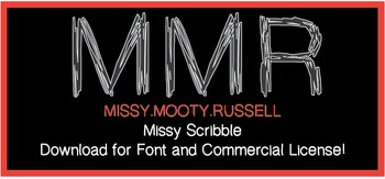 Missy Scribble Font {Commercial & Personal Use!}