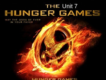 Mitosis Unit Review Game: the Hunger Game