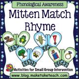 Rhyme - Mitten Match
