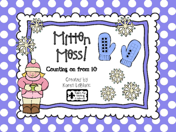 Mitten Mess - Counting On From 10