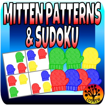 Mitten Centers Winter Centers Activities Patterns Sudoku G