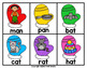 Mitten Rhyming Match Game
