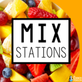 Mixtures Stations: A Big Science Stations Unit