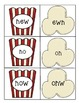 Mixed Up Popcorn {Dolch Primer Words}