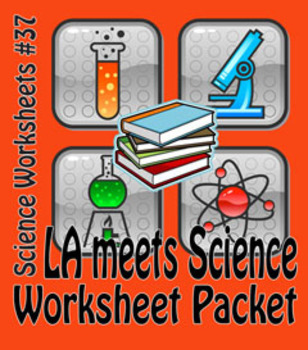 Mixing Language Arts & Science - 7 Activities Crossing the