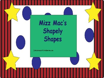 Shapely Shapes Art Projects
