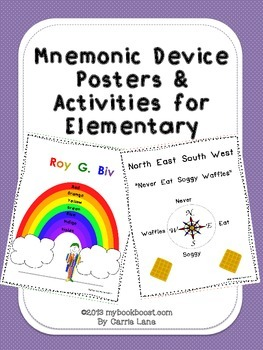 Mnemonic Devices Bundle