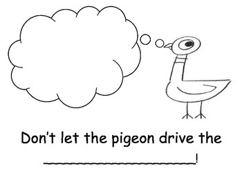 Mo Willems Don't Let the Pigeon Drive