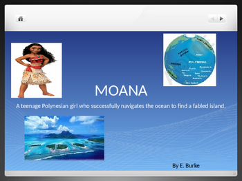 Moana, A Resource
