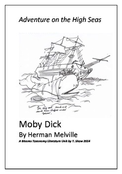 Moby Dick Literature Unit