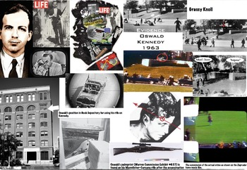 Mock Trial FREE POSTER Oswald Kennedy Murder Law