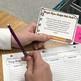 Task Cards for Model Essays Analysis, Peer or Self Evaluat