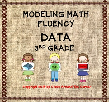 Modeling Math Fluency: Collect and Analyze Data for 3rd Grade