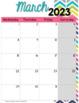 Modern Chevron Teacher Binder {2016-2017}