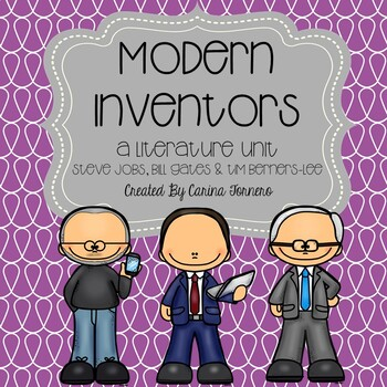 Modern Inventors