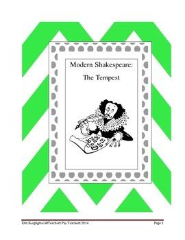 Modern Shakespeare (The Tempest)