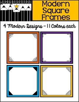 Modern Square Frames