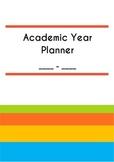 Modern Teacher's Planner