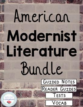 Modernist Literature Bundle