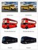 Modes of Transportation: Three Part Cards