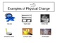 Modified Lesson-Physical and Chemical Changes
