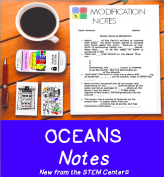 Ocean Notes