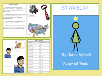 Stargirl by Jerry Spinelli - Modified Text