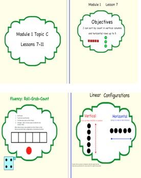 Module 1 Topic C Lesson 7-11