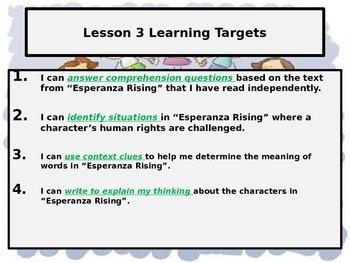 Module 1: Unit 2, Lesson 3