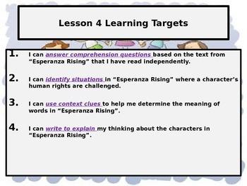 Module 1: Unit 2, Lesson 4
