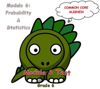 Module 6 Test (Statistics) 6th Grade