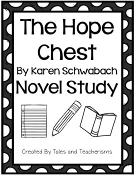 Module Double Novel Study: The Hope Chest and Eagle Song