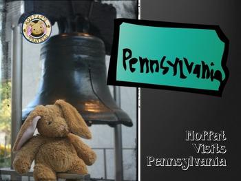 Moffat The Rabbit State Hop: Pennsylvania