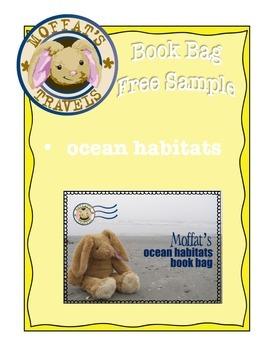 Moffat's Book Bag Free Sample: Ocean Habitat