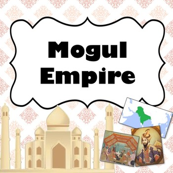 Mogul Empire PowerPoint Lesson