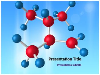 Molecule PPT Template