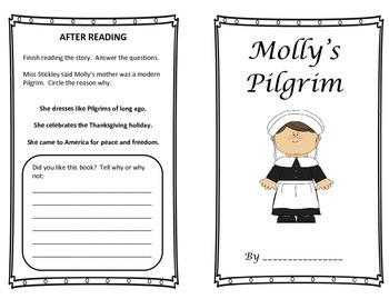 Molly's Pilgrim Booklet